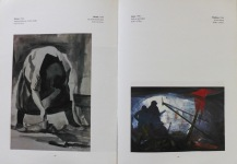 """Απο το βιβλίο-λεύκωμα """"Βασίλης Σίμος"""" έκδοση της Δημοτικής Πινακοθήκης Λαμίας"""