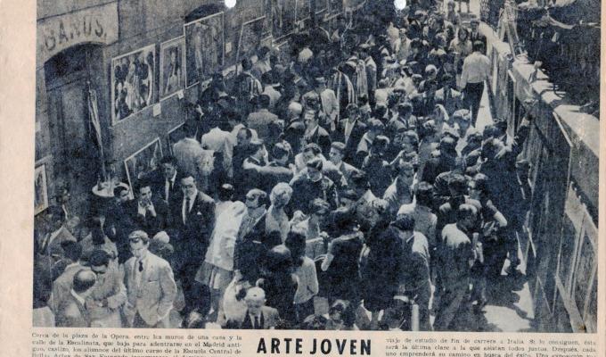 Ομαδικές στα φοιτητικά χρόνια στηνΙσπανία